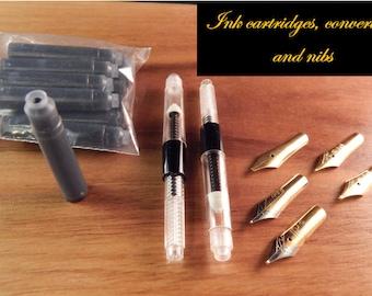 Fountain Pen Nibs & Supplies