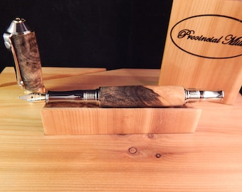 Wood Fountain Pens
