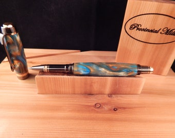 Classic Rollerball Pen with Atlantis Acrylic #RB3079
