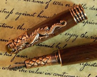 Wood Fountain Pens