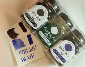 Monteverde Fountain Pen Ink and Flush Set
