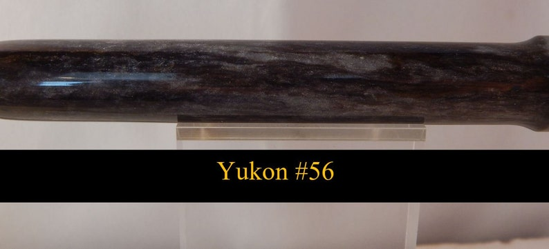 Acrylic Pen Blanks 5 length x 34 round Group 8