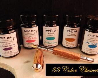 KWZ Fountain Pen Ink 60ml