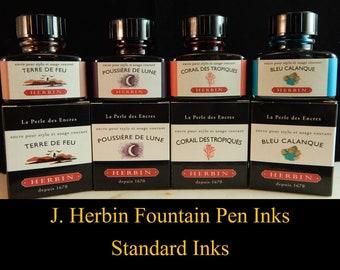 J. Herbin Inks - Standard Inks