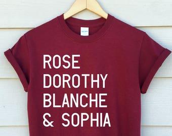the golden girls shirt - tv show shirt