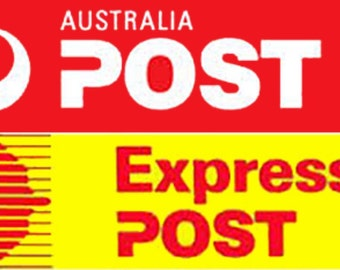 Australian Express Post + Tracking
