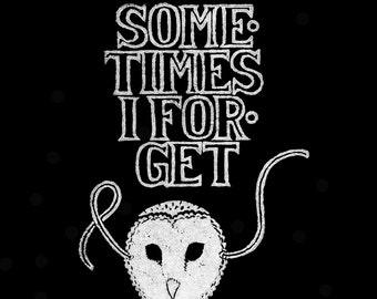 Sometimes I Forget