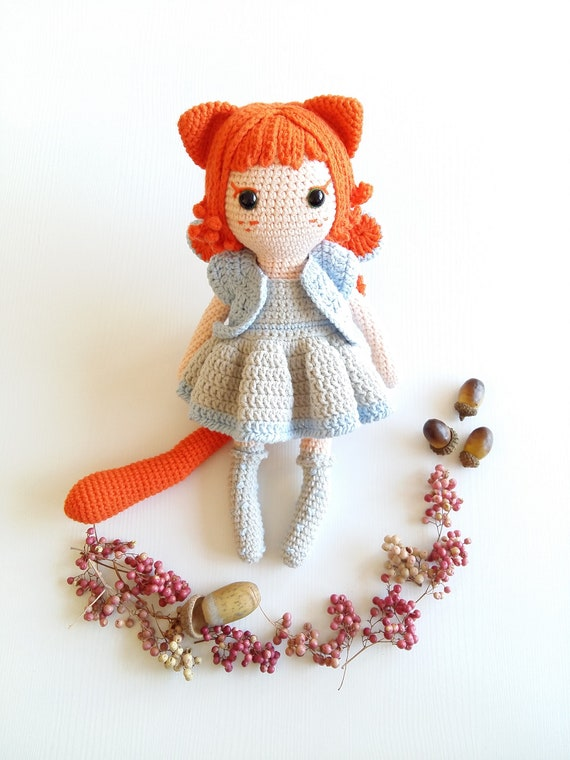 Large Ami Cat crochet pattern - Amigurumi Today - Amigurumi ... | 760x570
