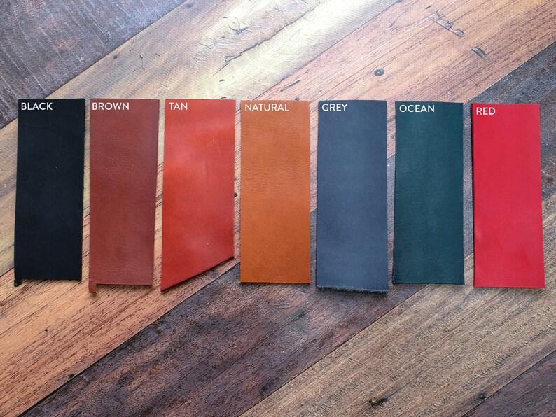 Italian Leather Valet Tray / Desk Tidy Set Desk Tray | Etsy