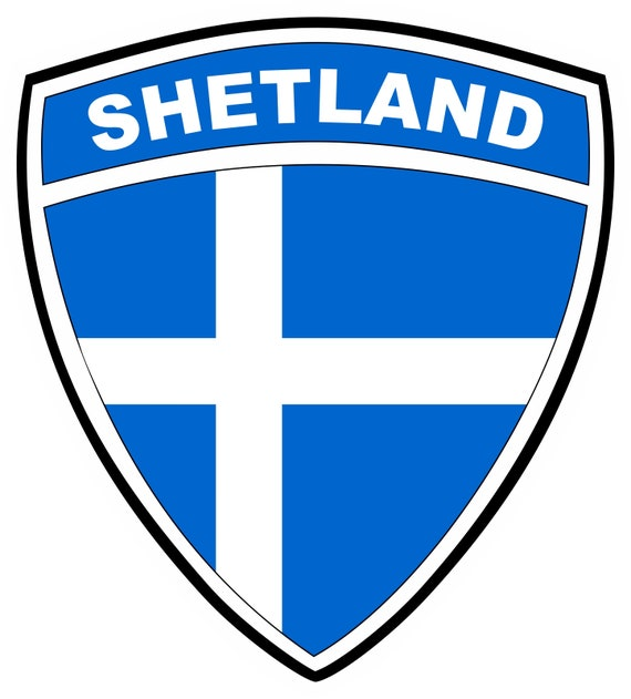 1 x CHESHIRE County Shield Flag Decal Car Motorbike Laptop Window Sticker