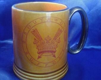 Southwold Suffolk Pottery Mug / Tankard