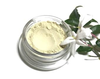 Organic Petal Translucent Powder, ZERO MINERAL! Vegan, Mica-Oxide-Talc Free, Neutral Tint , Setting Powder, Finishing Powder