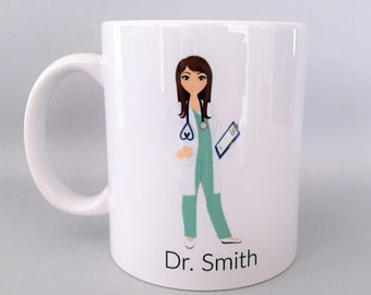 Doctor Mug, Doctor Mugs, MD Mug, MD Mugs, Physician Mug, Doctor Gifts, MD Gifts, Physician Mug, Doctor Gifts, Med School Graduation Gifts
