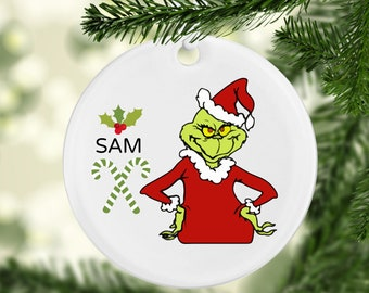 the grinch ornament the grinch christmas ornaments ornaments the grinch ornaments grinch ornament grinch ornaments - Grinch Christmas Ornaments
