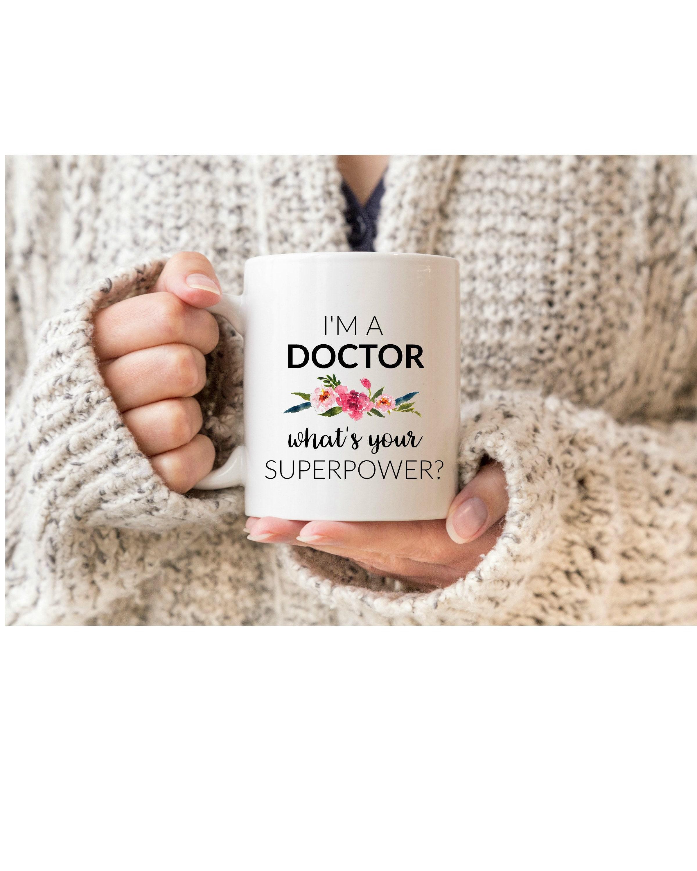 Sofort Arzt fügen Kaffeetasse Arzt-Weihnachts-Geschenk | Etsy