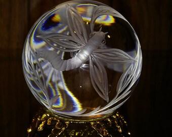 Libelle Briefbeschwerer, Libelle Marmor, Briefbeschwerer, Glaskunst, Glaskunst, Libelle, Glas Libelle, Libelle Kunst, Dragonfly Geschenke