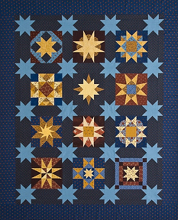 Threads Of Memory Civil War Quilt Pattern Paper Patterns Etsy Unique Civil War Quilt Patterns