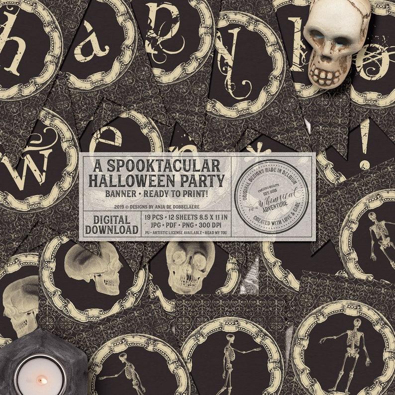 Ideas For Halloween Happy Halloween Banner Halloween image 0