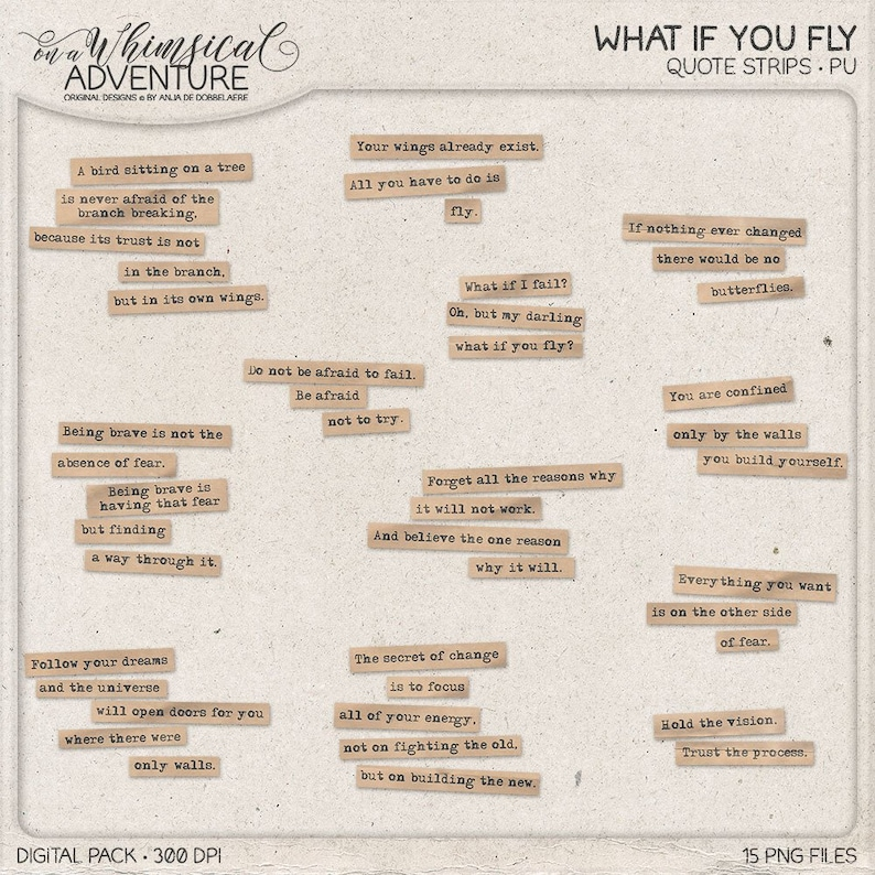 What About the Words?: Creative Journaling for Scrapbookers