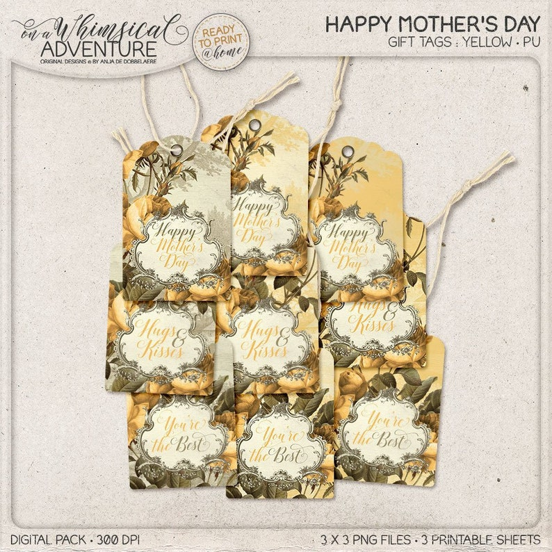 Hugs And Kisses You're The Best Mother's Day Gift image 0