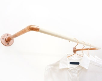 U-Rack • Wall Mount Clothing Rack