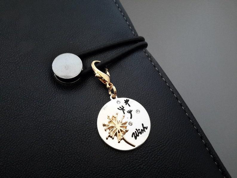 Charms & Charm Bracelets Jewellery & Watches Clip On Bracelet Charm Silver Tone Pink Enamel Bag Charm