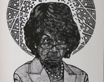 Maxine Waters Time Reclaimed