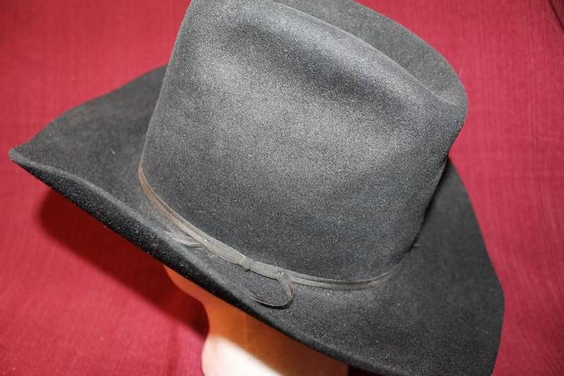 8d482f56d00 Vintage American Hat Company Men s 3X Western Fur Felt