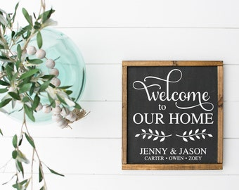 88122b68be8e Personalized wood sign
