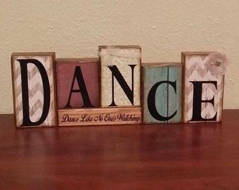 Dance Teacher Gift, Dance Gift, Dance Recital Gift, Dancer Gift, Custom Dance Gift, Dance Team Gift, Personalized Dance Gift