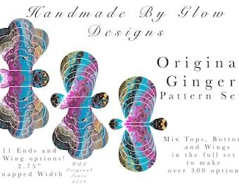 """Original Ginger 2.75"""" Pad Pattern"""