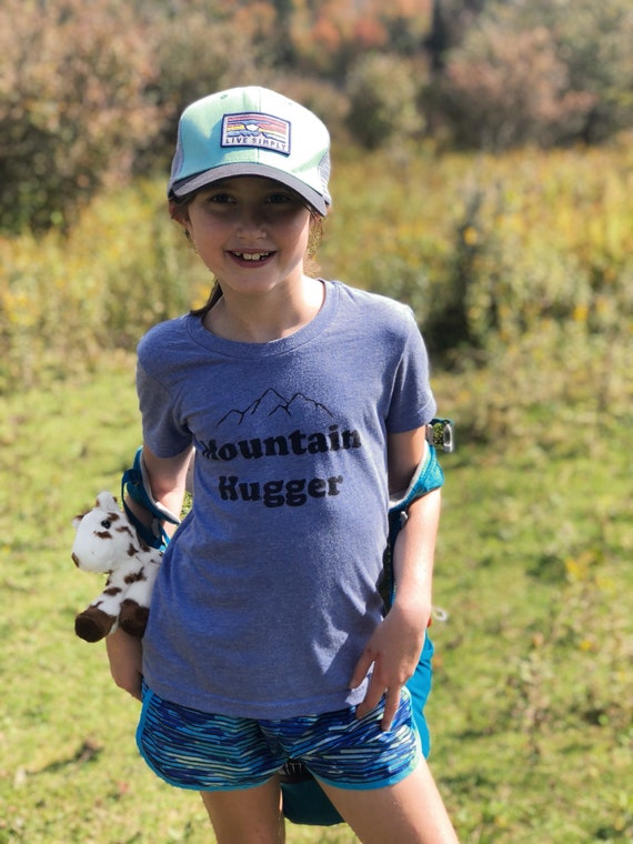 Mountain Hugger Shirt|Easter Shirt|Kids Shirt|Easter Gift|Easter Basket|Spring Shirt|Summer Shirt|Kids Clothing|Easter