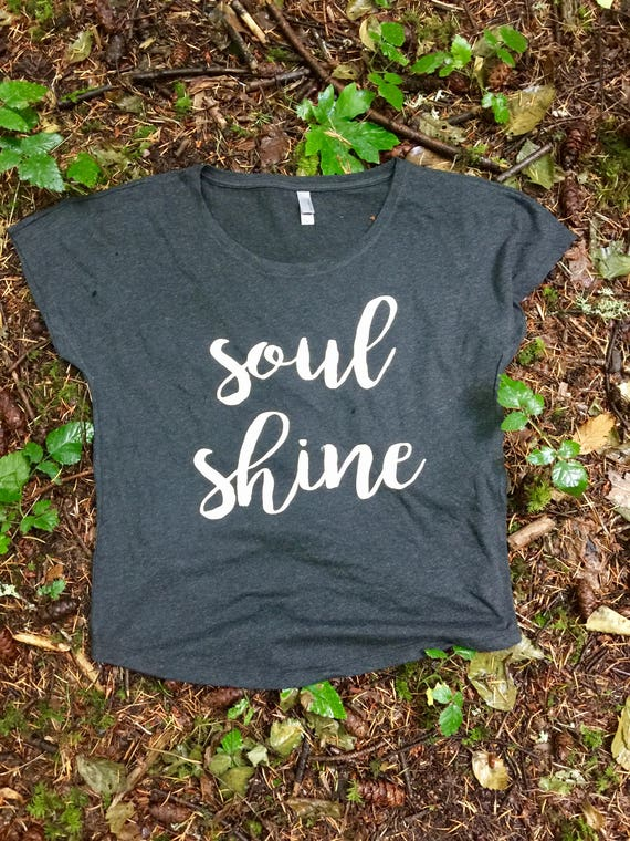 Soul Shine Women's Shirt- Women's Christmas Gift - Christmas Gift for Women- Christmas Gift- Women's Clothing- Christmas Gift for Her