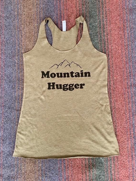 Mountain Tank|Mountain Hugger|Women's Tank|Women's Shirt|Hike Shirt|Women's Hiking Shirt|Hiking|Camping Shirt|Women's Shirt for Hiking|Boho