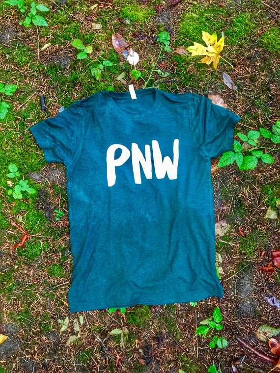 PNW Shirt | Hiking Shirt | Adventure Shirt | Camping Shirt | Pacific Northwest | Mens Clothing | Womens Clothing | Unisex Shirt | Explore