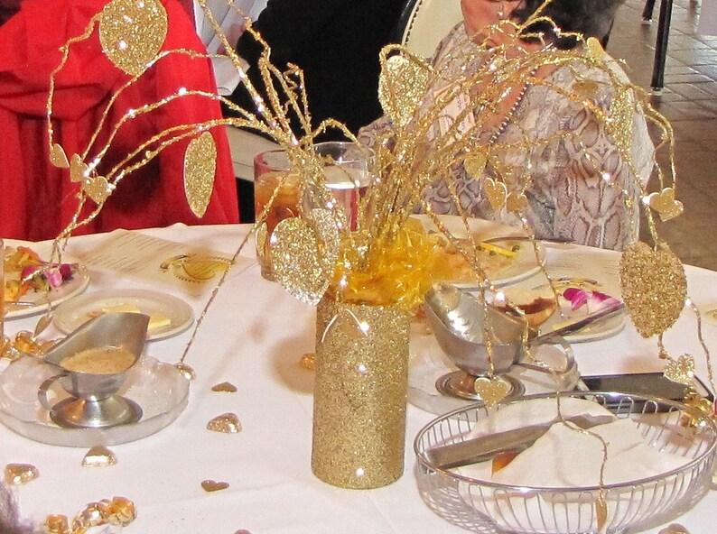 Wedding Centerpiece Bridal Shower Decorations Engagement Etsy