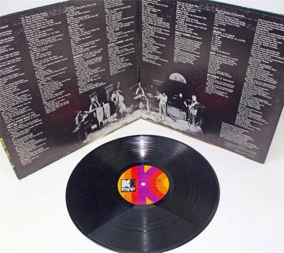 huge inventory best cheap factory authentic Charles Lloyd Moonman Jazz LP Kapp KS 3634 Vinyl Jazz