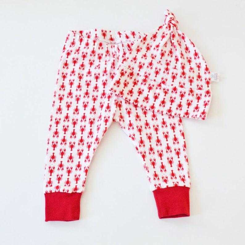 fef0bd41578a Baby Leggings Toddler Leggings Nautical Baby Leggings