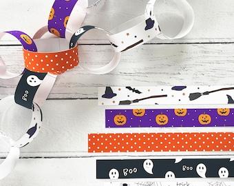 Halloween Paper Chain Kit