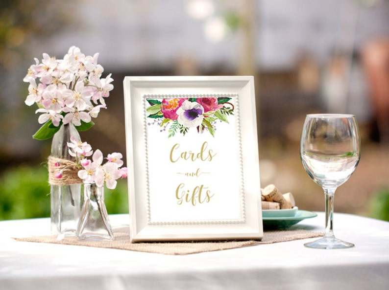 Super Bridal Shower Table Signs Bridal Shower Decorations Bridal Shower Decorations Advice For The Bride Cards Watercolor Bridal Shower Interior Design Ideas Apansoteloinfo