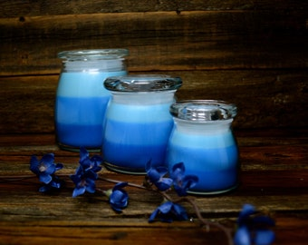 Fresh Linen Scented Container Candles