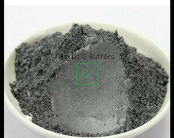 Grey 20g Healthy Natural Mineral Mica Powder DIY For Soap Dye Soap Colorant makeup Eyeshadow Soap Powder Skin Care