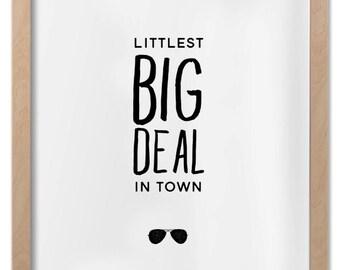 Littlest Big Deal - Art