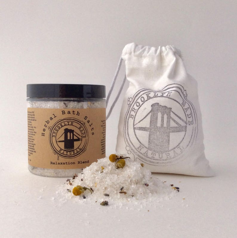 Relaxation Bath Salts dead sea bath salts relax soak bath image 0