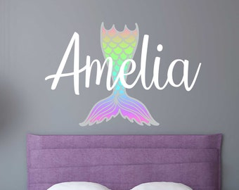 AMELIA Street Sign Childrens Name Room Decal Indoor//Outdoor