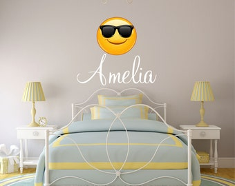 Emoji Room Decor Etsy