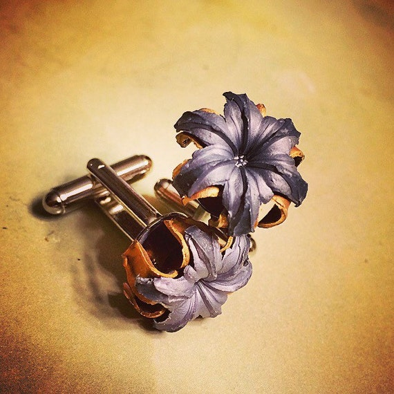 Bullet Cuff Links - 9mm Federal HST - ONLY for the BOLD!