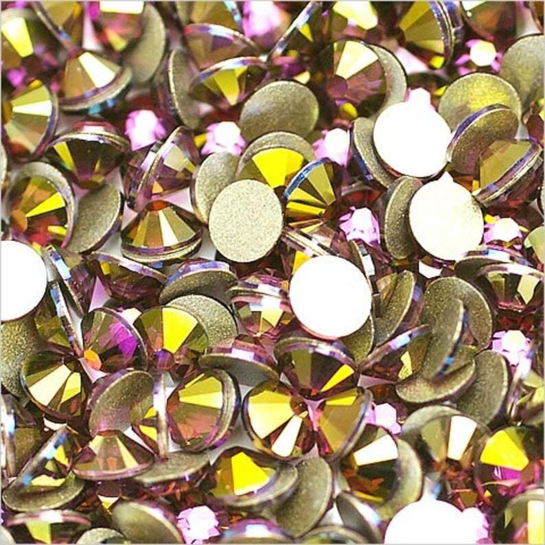 aa773603bc8b Crystal Lilac Shadow 001LISH Swarovski 2058 Xilion  New 2088