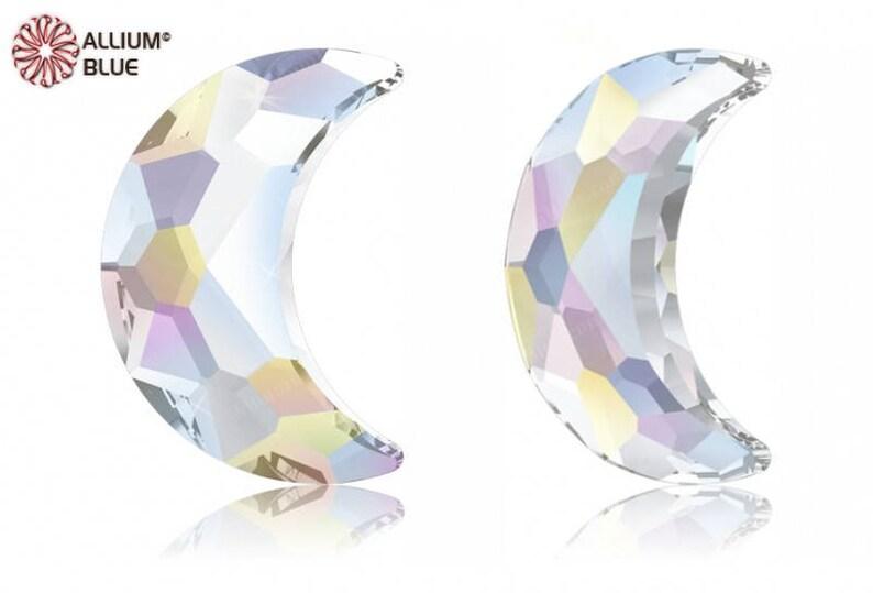 a98a6fcd8c907 Swarovski 2813 - Moon Crystal Flatback Rhinestone