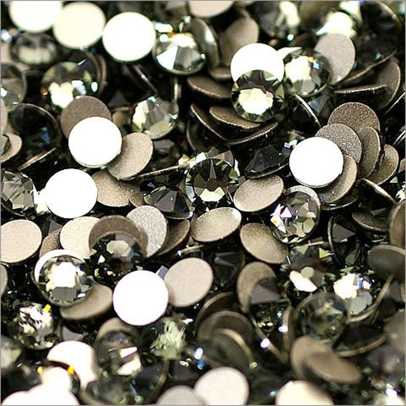 9d74352046d080 Black Diamond 215 Swarovski 2058 Xilion  New 2088 Xirius